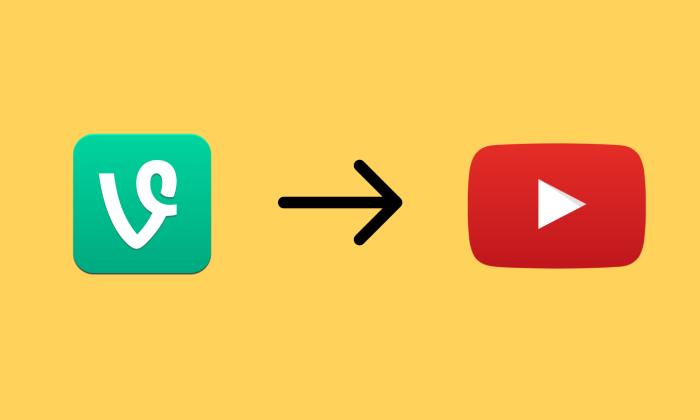 Cara Mudah Migrasi Video Vine keYouTube